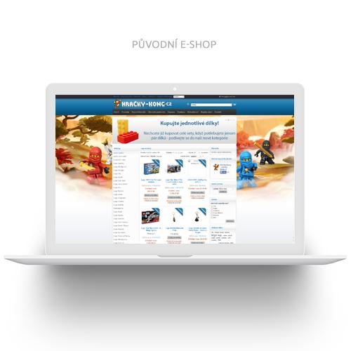 Původní e-shop