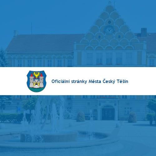 Oficiální stránky města Český Těšín