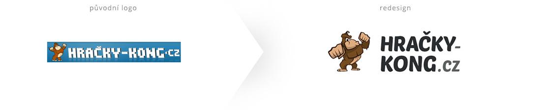 Logo Hračky-kong