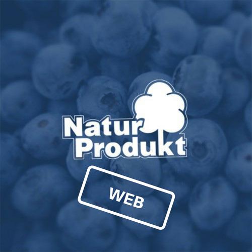 NaturProdukt – webové stránky