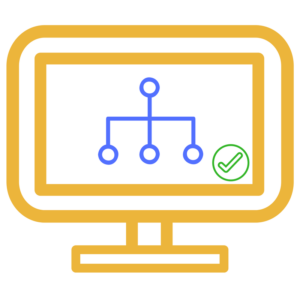 struktura webu