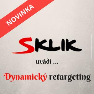 Dynamický retargeting na Skliku