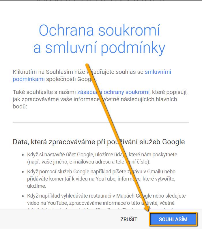 dsouhlaseni_smluvnich_podminek_google
