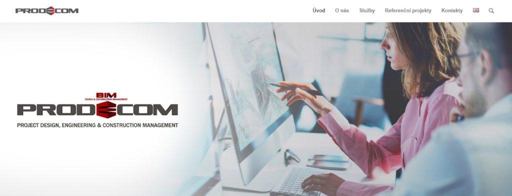 prodecom-web-na-miru