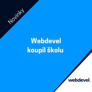 Webdevel hrdým vlastníkem školy NET OFFICE Orlová