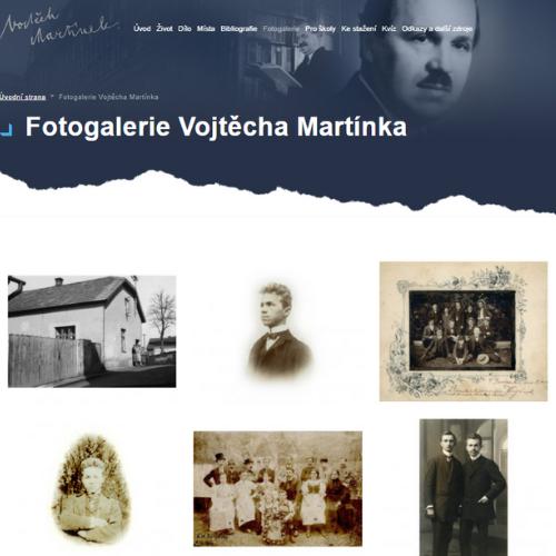 Vojtěch Martínek - fotogalerie