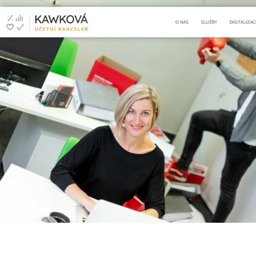 Účetní kancelář Kawková s.r.o.